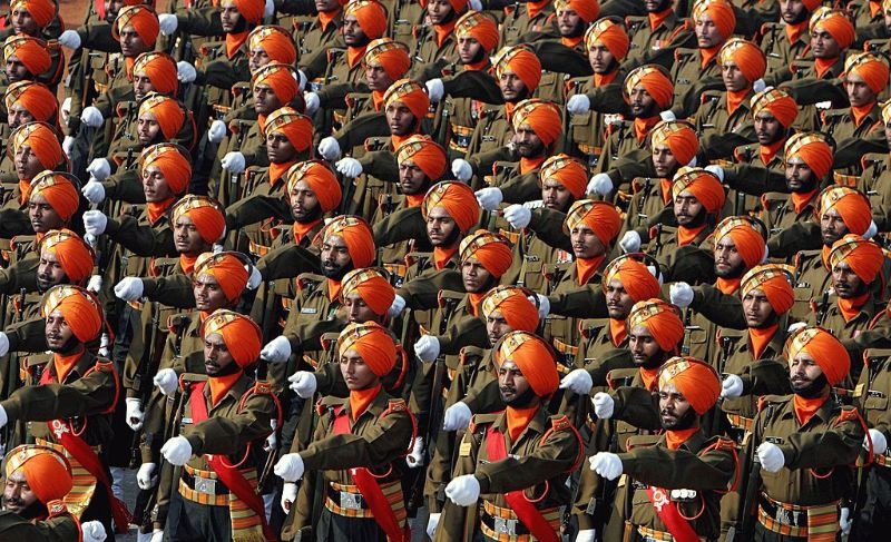 indian army parade